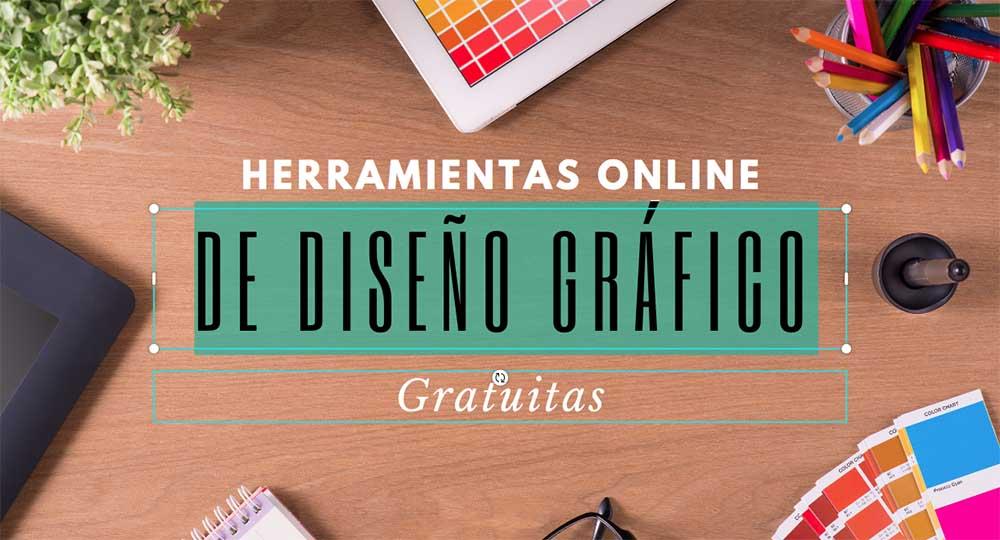 Herramientas online de diseño gráfico gratuitas